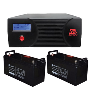 The-Mercury-Bachelors-Complete-Inverter-System-2.4kva-2X-100ah-Batteries