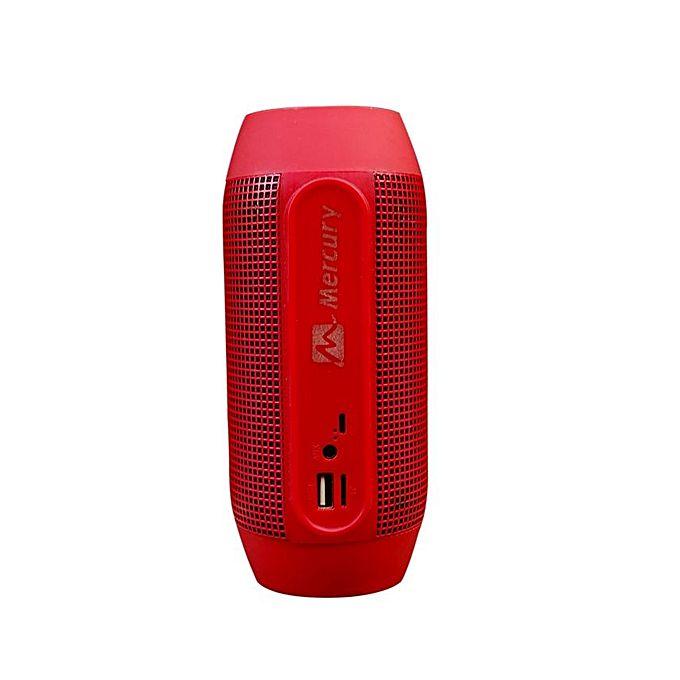 speaker-red